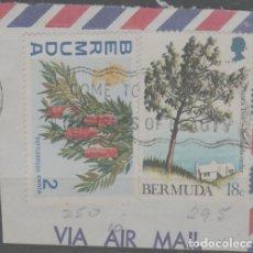 Sellos: LOTE X-SELLOS BERMUDA. Lote 277079043