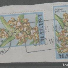 Sellos: LOTE X-SELLOS MALAWI. Lote 277082078