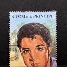 Timbres: SELLO ELVIS PRESLEY -CINE - ELVIS. Lote 277240613