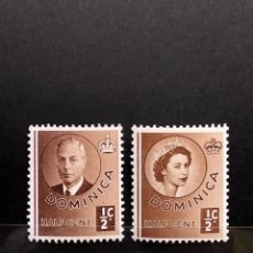 Timbres: SELLO DOMINICA- REYES ** - DOM. Lote 277240913