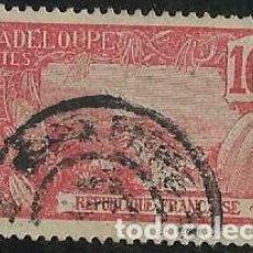 Sellos: GUADALUPE YVERT 79. Lote 277274128