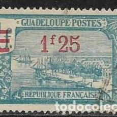 Sellos: GUADALUPE YVERT 94. Lote 277274268