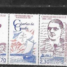 Francobolli: SAN PIERRE Y MIQUELON Nº 532A (**). Lote 277607783