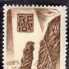 Timbres: AMÉRICA, SAINT-PIERRE Y MIQUELON.ROCA DE LANGLADE 1947. NUEVO SIN CHARNELA. Lote 278308623