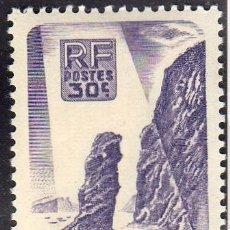 Timbres: AMÉRICA, SAINT-PIERRE Y MIQUELON.ROCA DE LANGLADE 1947-2. NUEVO SIN CHARNELA. Lote 278308638