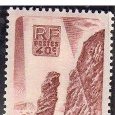 Timbres: ÁFRCA, SAINT-PIERRE Y MIQUELON.ROCA DE LANGLADE 1947-3. NUEVO SIN CHARNELA. Lote 278308688