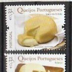 Sellos: PORTUGAL ** & QUESOS PORTUGUESES, I GRUPO 2010 (3900). Lote 278583833