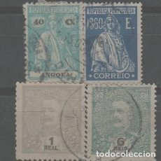 Timbres: LOTE M-SELLOS ANTIGUOS PORTUGAL. Lote 280678388