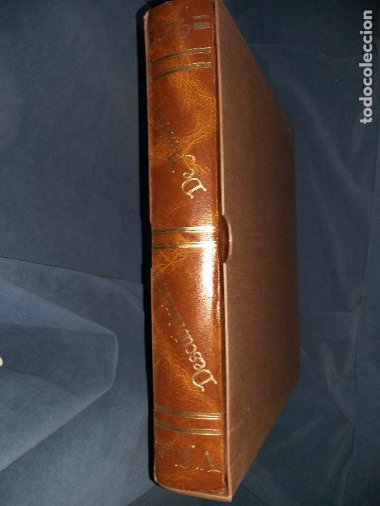 Sellos: España Lote sellos Resto colección descubrimiento América nuevo ***muy bonito Álbum De lujo - Foto 2 - 286828943