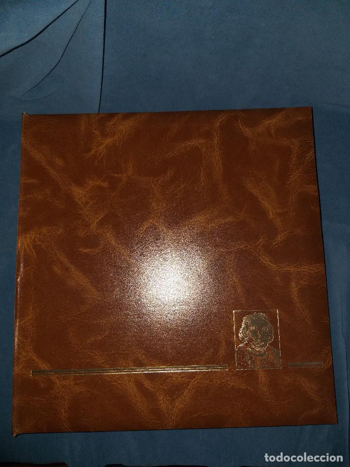 Sellos: España Lote sellos Resto colección descubrimiento América nuevo ***muy bonito Álbum De lujo - Foto 4 - 286828943