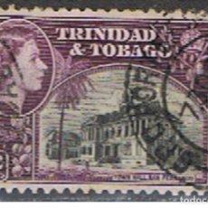 Sellos: TRINIDAD Y TOBAGO // YVERT 166 // 1953 ... USADO. Lote 287946628