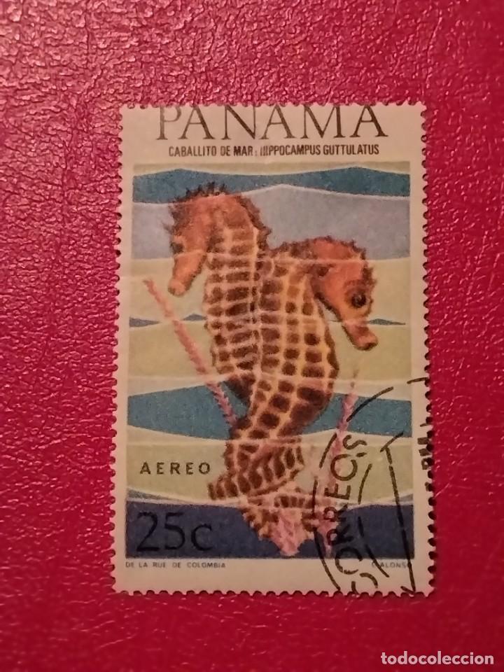 SELLOS DE PANAMÁ - BOL 10 (Sellos - Extranjero - América - Otros paises)