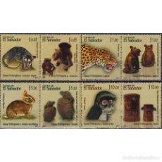 Sellos: SV2699 SALVADOR 2013 MNH ANIMALS AND ARCHEOLOGY. Lote 293409043