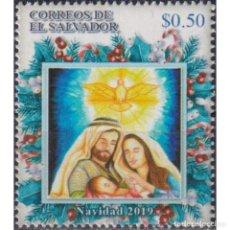 Sellos: SV2804 SALVADOR 2019 MNH CHRISTMAS. Lote 293410248