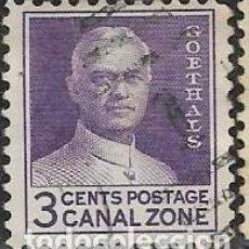 Sellos: PANAMÁ ZONA DEL CANAL YVERT 86. Lote 293458218