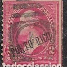 Sellos: PUERTO RICO ADMINISTRACIÓN AMERICANA YVERT 175. Lote 293459168