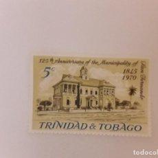 Timbres: AÑO 1970 TRINIDAD Y TOBAGO SELLO USADO. Lote 294145373
