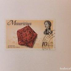 Sellos: ISLAS MAURICIO SELLO USADO. Lote 294812338