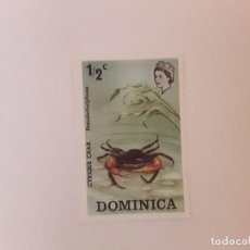 Sellos: DOMINICA SELLO USADO. Lote 294812693