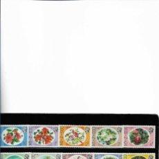 Sellos: DOMINICA 1975, SERIE 447/64 DIVERSOS VARIOS. MNH.. Lote 294853758