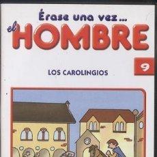 Cine: ERASE UNA VEZ EL HOMBRE 26 DVDS COLECCION COMPLETA. Lote 41365864