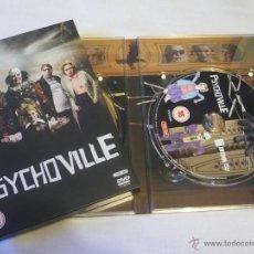 Cine: PSYCHOVILLE TEMPORADA 1 DVD SERIE BRITANICA BBC AUDIO Y SUBTITULOS EN INGLES. Lote 47216430