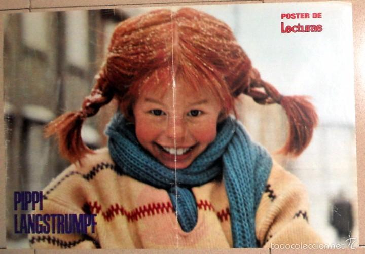 Poster pippi calzaslargas pippi langstrumpf re comprar - Television anos 70 ...