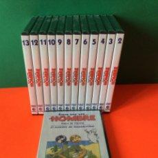 Cine: ERASE UNA VEZ EL HOMBRE SERIES TV EN DVD ( EL HOMBRE COMPLETA LOS 13 Nº ) -NUEVOS PRECINTADO. Lote 84323128