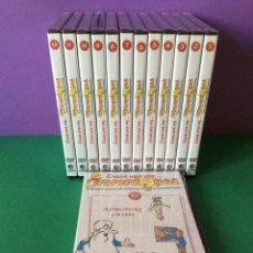 Cine: ERASE UNA VEZ EL HOMBRE SERIES TV EN DVD ( INVENTORES 13 Nº COMPLETA ) -NUEVOS PRECINTADO. Lote 84323392