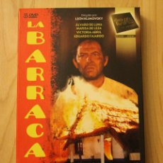 Cine: DVD LA BARRACA 3 DVD . Lote 106596407