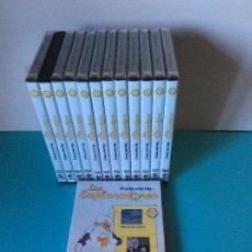Cine: ERASE SERIES TV EN DVD ( 13 DVD (,LOS EXPLORADORES,) COMPLETA ) -NUEVOS PRECINTADO. Lote 84322184