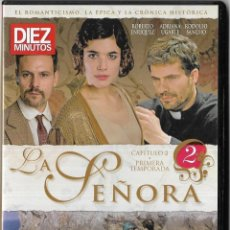 Cine: == DV200 - LA SEÑORA CAPITULO 2 - PRIMERA TEMPORADA. Lote 131143828