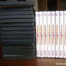 Cine: ERASE UNA VEZ EL CUERPO HUMANO / SERIE COMPLETA 26 DVD DESCATALOGADA. Lote 133582082