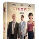 Cine: SERIE COMPLETA EN DVD ESTOY VIVO NUEVA PRECINTADA SIN ABRIR (5 DVDS ). Lote 157966398
