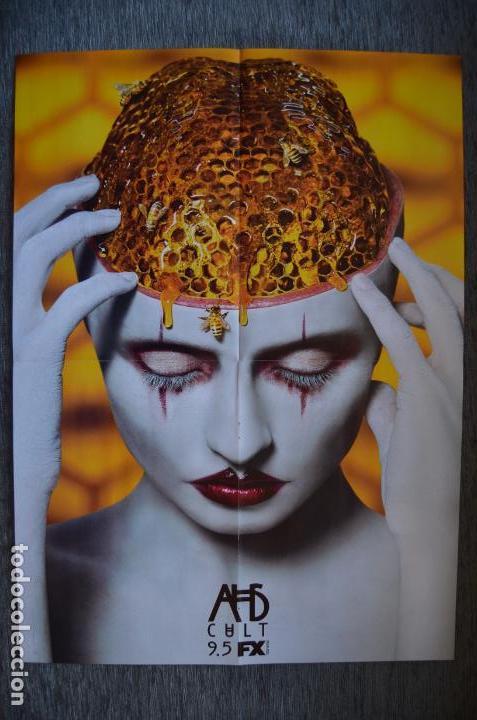 Cine: Poster o cartel doble #021 de American Horror Story: Cult y Liga de la Justicia - Foto 2 - 161677934