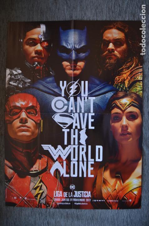 Cine: Poster o cartel doble #021 de American Horror Story: Cult y Liga de la Justicia - Foto 3 - 161677934