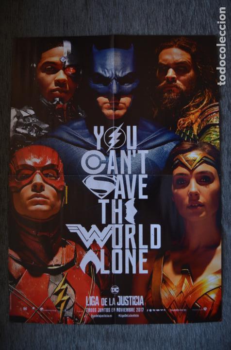 Cine: Poster o cartel doble #021 de American Horror Story: Cult y Liga de la Justicia - Foto 4 - 161677934