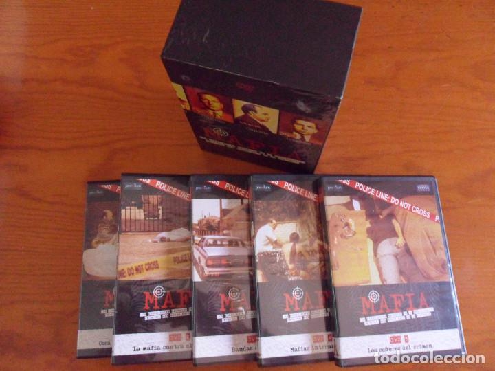 Cine: MAFIA los expedientes secretos de la organizacion....... serie completa en 5 DVD - Foto 2 - 171736509