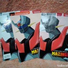 Cine: DVDS DE MAZINGER Z. Lote 178710602