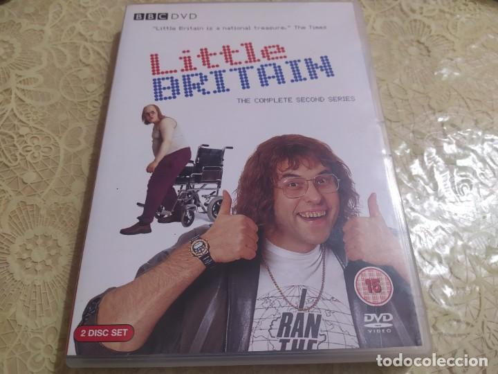 LITTLE BRITAIN. THE COMPLETE SECOND SERIES. (Cine - Posters y Carteles - Series TV)