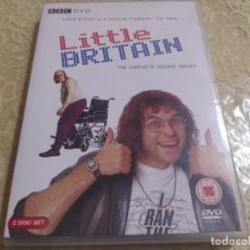 Cine: LITTLE BRITAIN. THE COMPLETE SECOND SERIES.. Lote 193442075