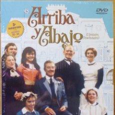 Cine: 5 TEMPORADAS COMPLETAS DE LA SERIE ARRIBA Y ABAJO UN CLÁSICO RODADA ENTRE 1975 Y 1980 . Lote 194901430