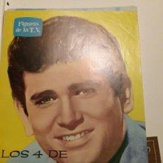 Cine: LIBRITO FIGURAS DE LA T.V. BONANZA. Lote 197473203