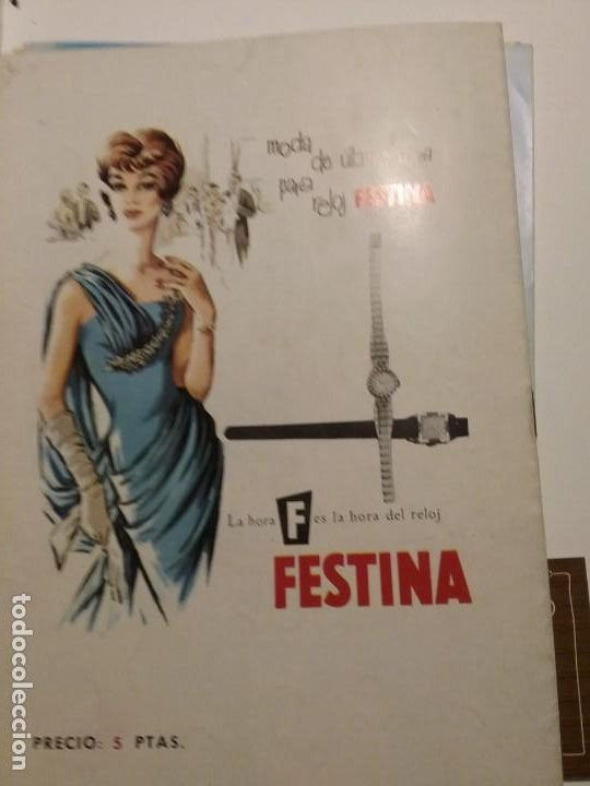 Cine: Librito Figuras de la T.V. El Fugitivo biografia ilustrada - Foto 4 - 197474227