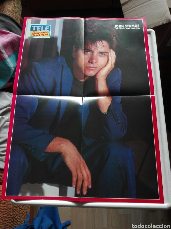 Cine: CARTEL SERIE TV BOLA DE DRAGON. SERIE TV PADRES FORZOSOS. DOBLE CRA - Foto 2 - 199896371