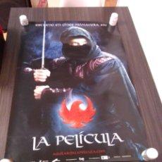 Cine: POSTER DE CINE AGUILA ROJA DE CARTELERA ORIGINAL. Lote 200563356