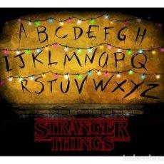 Cine: STRANGER THINGS - ABECEDARIO (POSTER). Lote 210289235