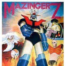 Cinema: MAZINGER Z (POSTER). Lote 211682525
