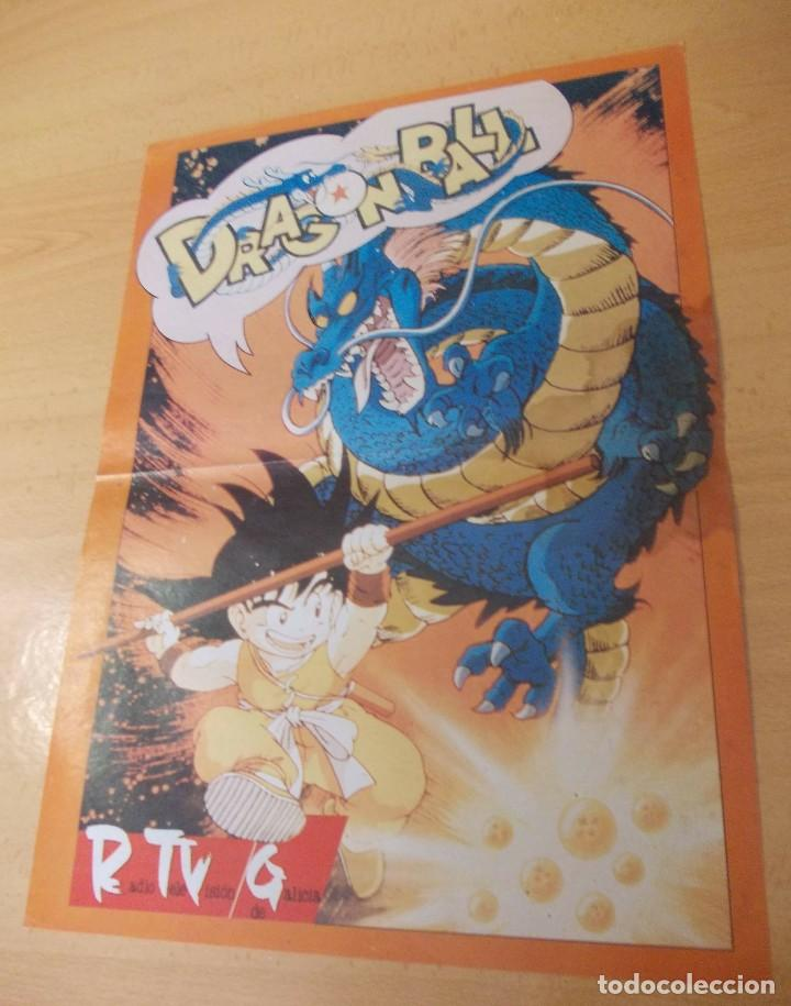 """POSTER """"DRAGON BALL"""" RTVG (Cine - Posters y Carteles - Series TV)"""