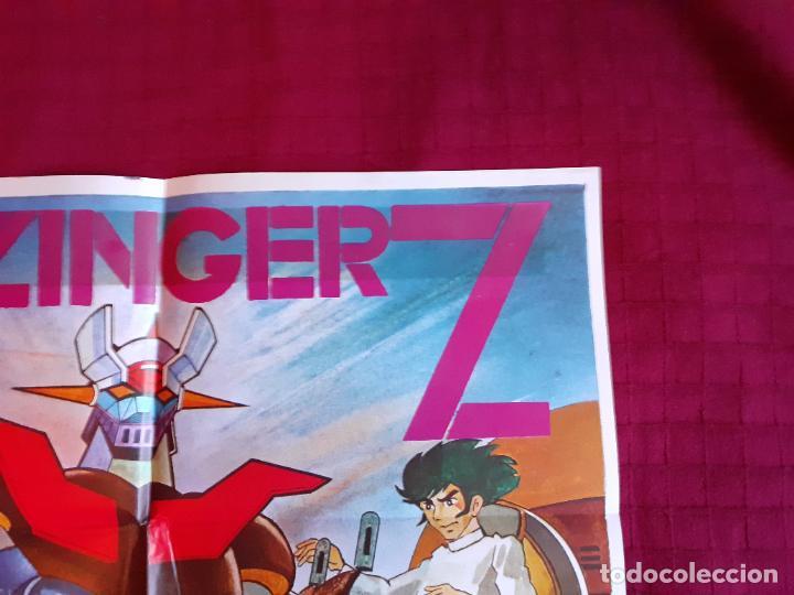 Cine: POSTER MAZINGER Z. Año 1978. INFOTO. - Foto 10 - 221141436